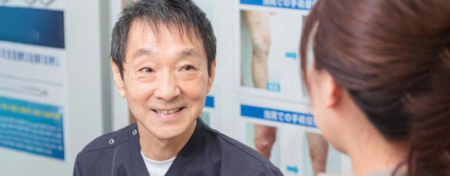 赤羽静脈瘤クリニック-岡本先生