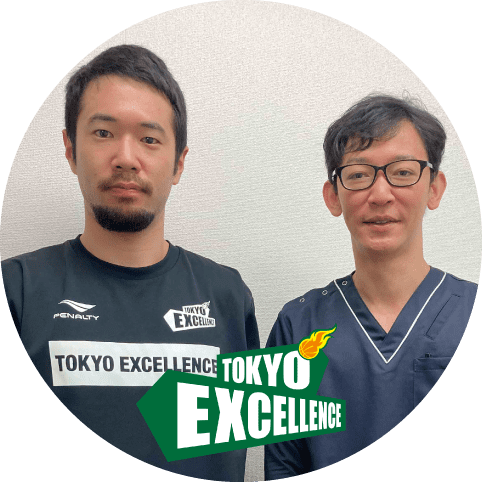 長尾健司 選手(東京エクセレンス)