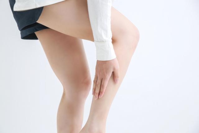 下肢静脈瘤の初期症状